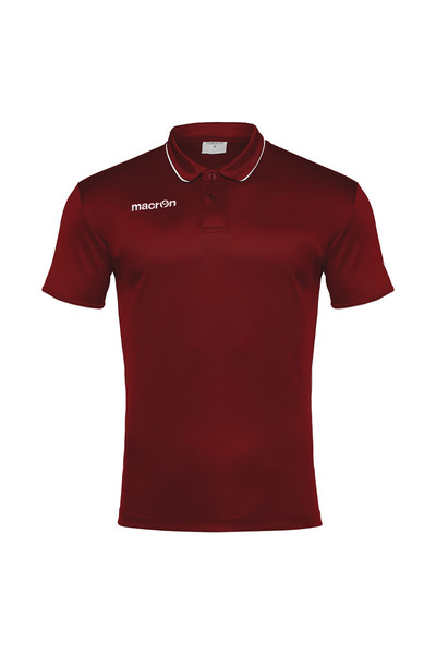 MACRON - Macron Bordo Polo Yaka T-shirt 90161401
