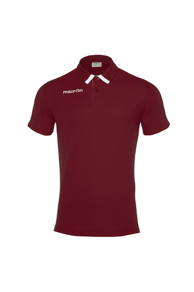 MACRON - Macron Bordo Polo Yaka T-shirt 90181401